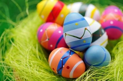 La Recette Du Mardi La Déco Des œufs De Pâques Radio One Fm