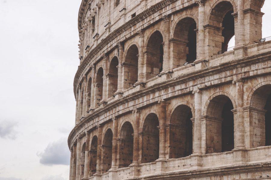 Ne manquez pas de visiter le Colisée de Rome