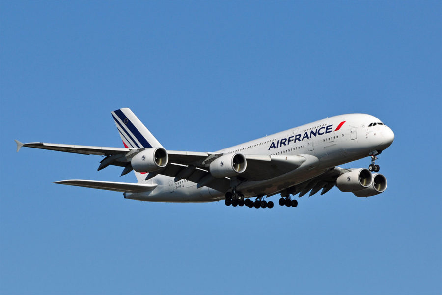air france concours