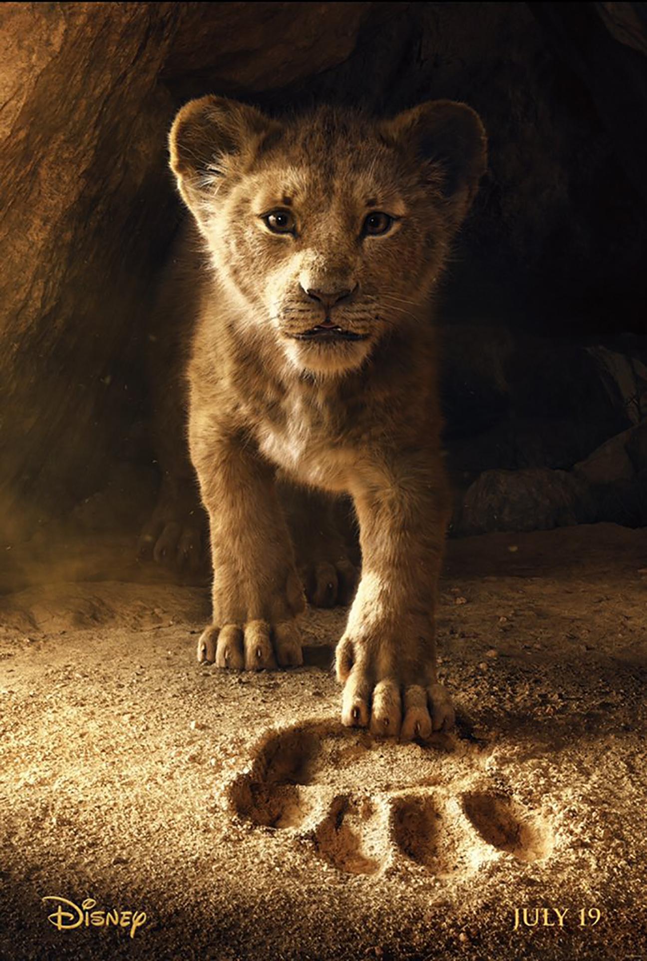 Le Roi Lion Disney Dévoile Une Première Bande Annonce