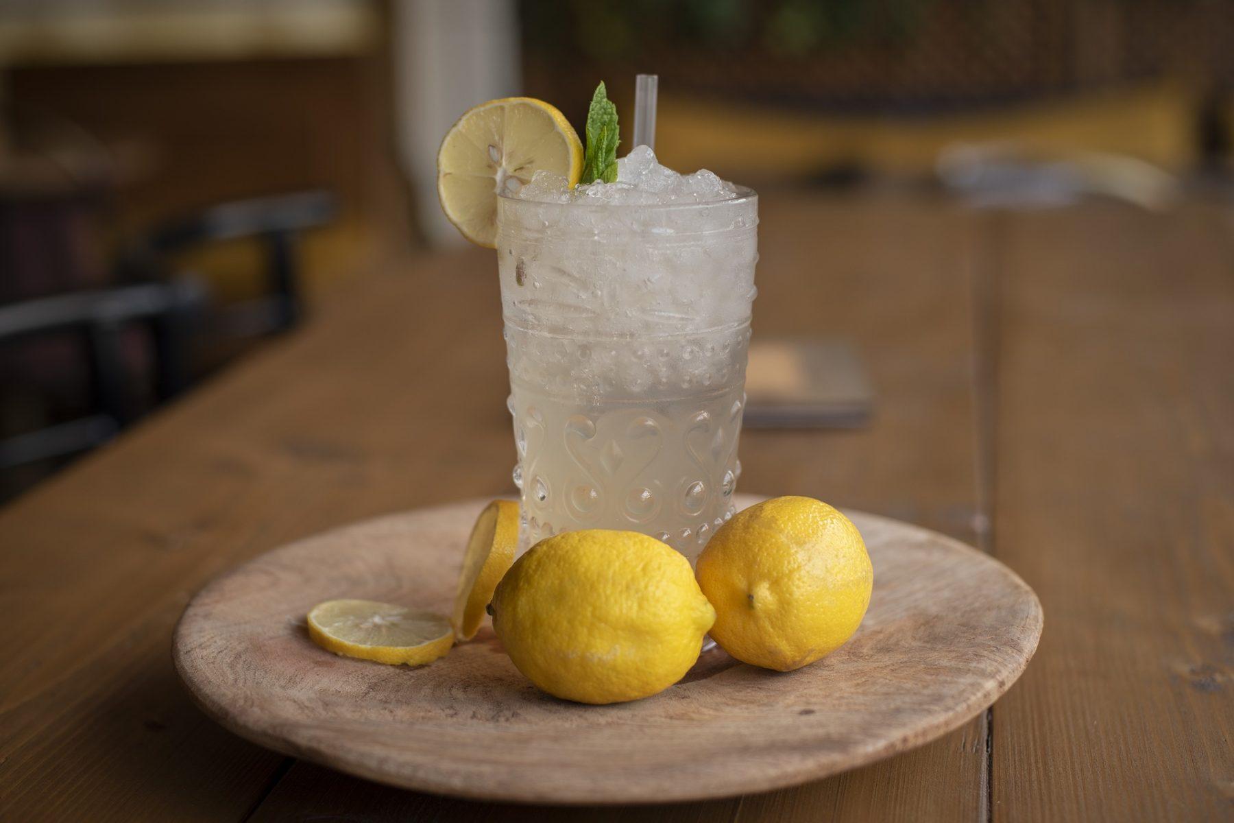 Limonade-citron