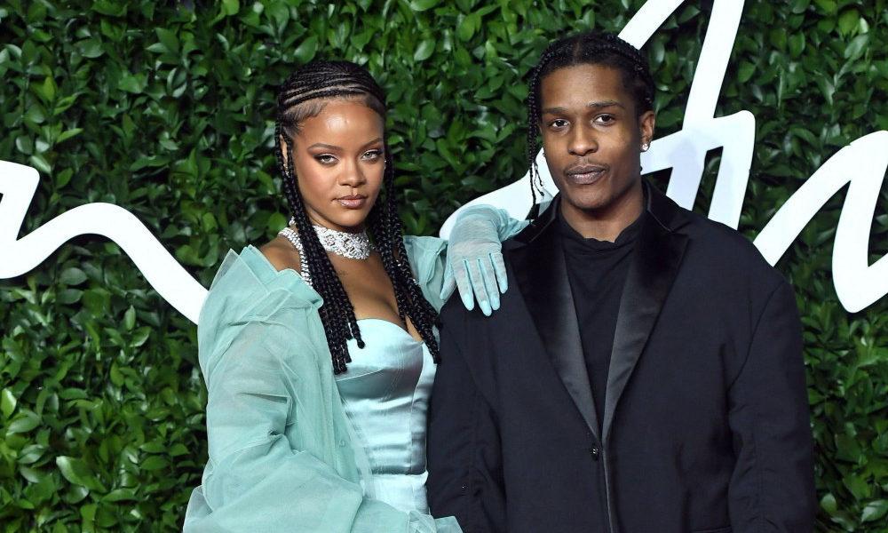 Rihanna: la chanteuse en couple avec un jeune rappeur-Photos